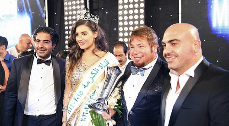 زحلة تحتفل بملكة جمال الكرمة لعام 2015