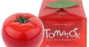 طريقة عمل ماسك الطماطم للوجه لكل أنواع البشرة الجافة و العادية و الدهنية