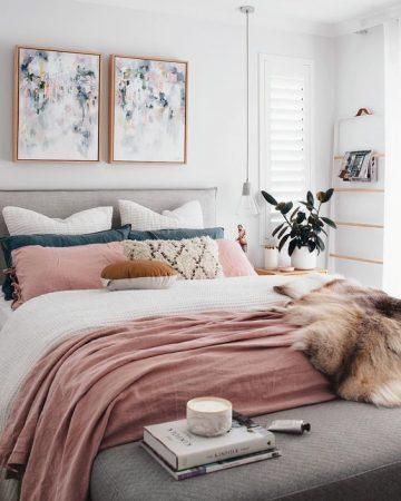 احدث اشكال غرف نوم 2019 بتصميمات جديدة (2)