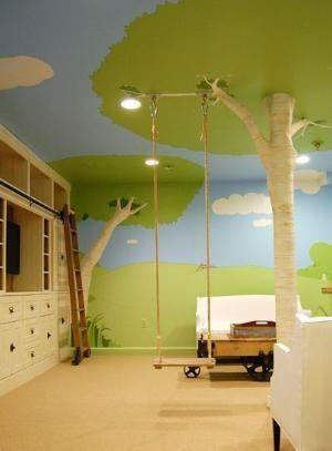 احدث غرف نوم اطفال شيك فخمة 2019 (2)