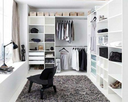 اشكال غرف ملابس (2)