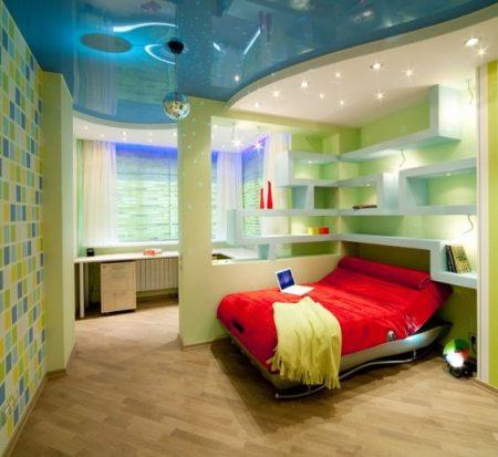 ديكورات غرف نوم اطفال 2019 جديدة عصرية (1)