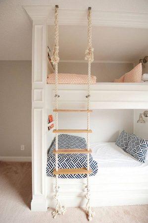 غرف نوم اطفال 2019 عصرية شيك فخمة (1)