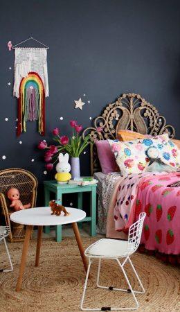 غرف نوم اطفال 2019 عصرية شيك فخمة (2)