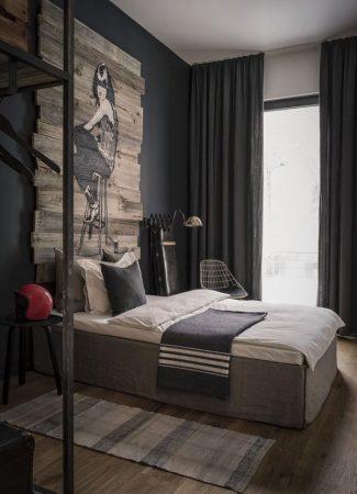 غرف نوم جديدة بتصميمات خيالية 2019 (1)
