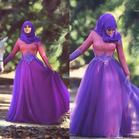 فاشون محجبات لبس صيفي 2018 (1)
