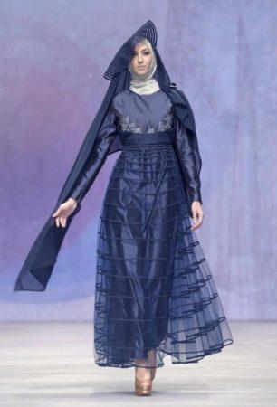 فاشون محجبات لبس صيفي 2018 (3)