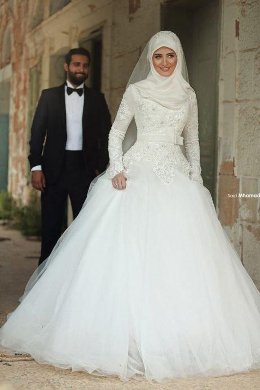 فساتين زفاف 2018 (1)