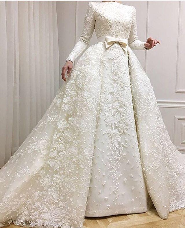 فساتين زفاف جديدة 2018 (2)