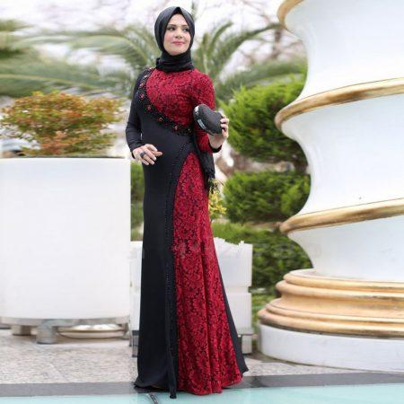 لبس سواريه بنات محجبات (2)