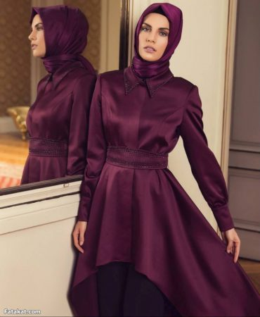 لبس صيف2018 للمحجبات (1)