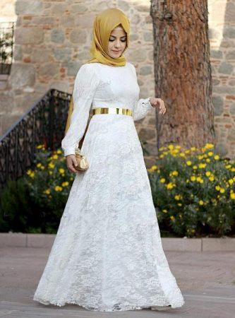 لبس محجبات 2019 (2)